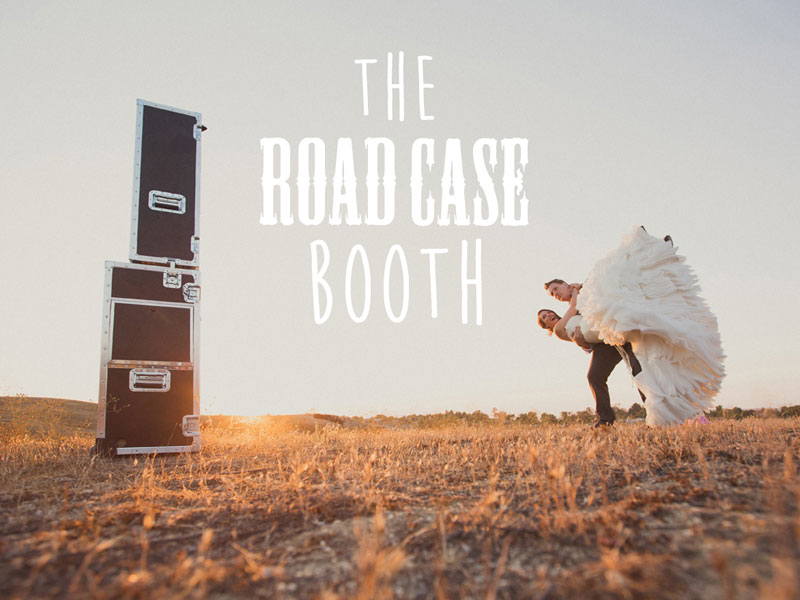 Temecula Photo Booth - Road Case Booth