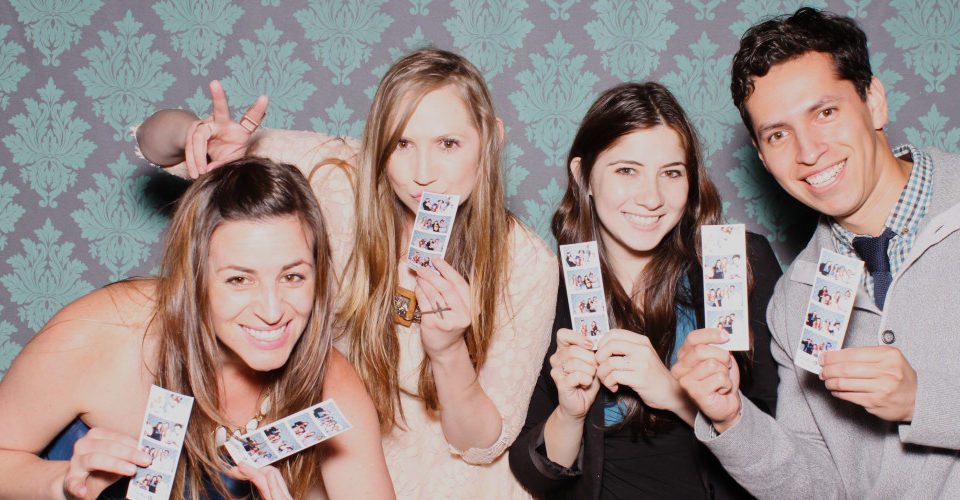 Photo Booth Print Out Selections